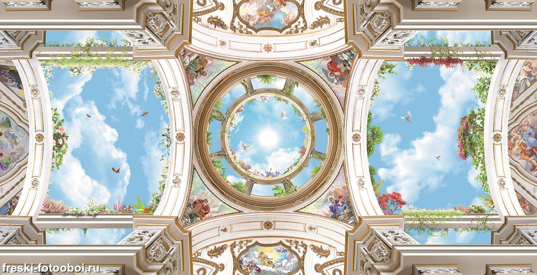 Фотообои «Небесные просторы»
