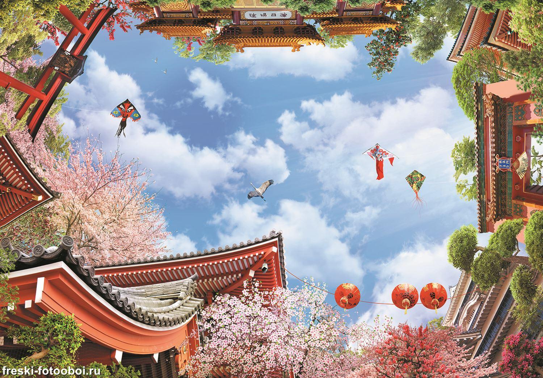 Фотообои «Японские мотивы»