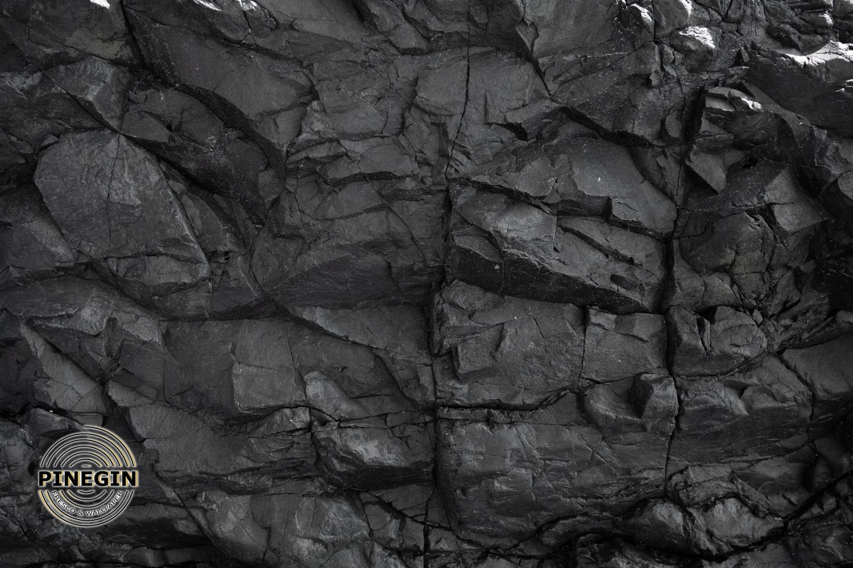 Фотообои «Черный камень»