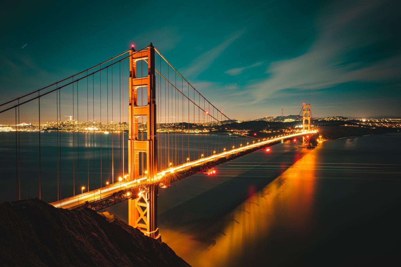Фрески «Мост Золотые Ворота»