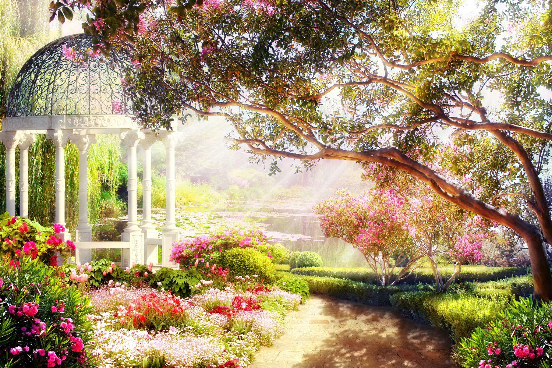 Фотообои «Сказочный пейзаж»