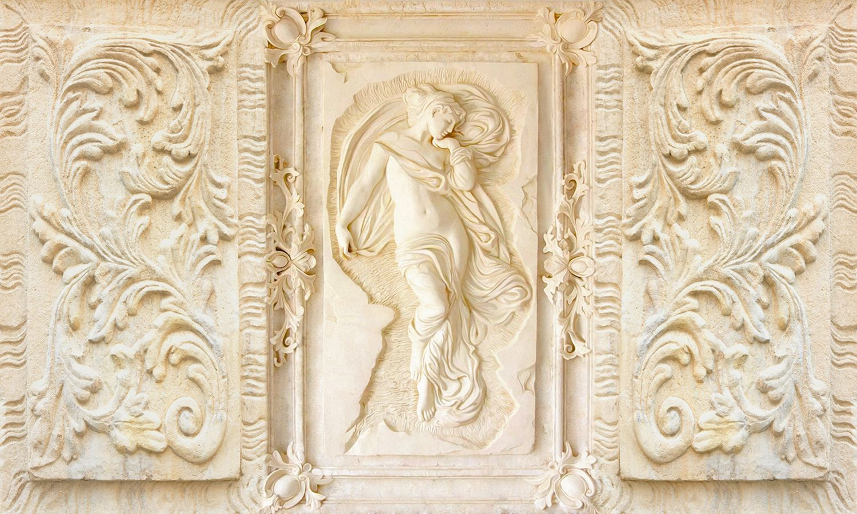 Фотообои «Греческий барельеф»