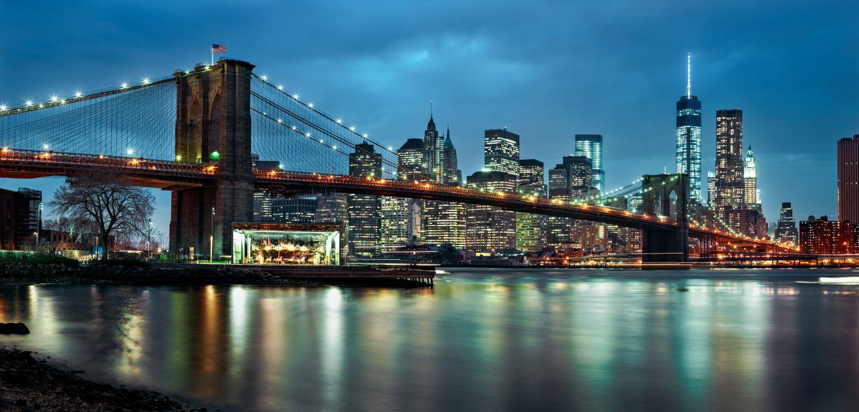 Фотообои «Мост в Америке»