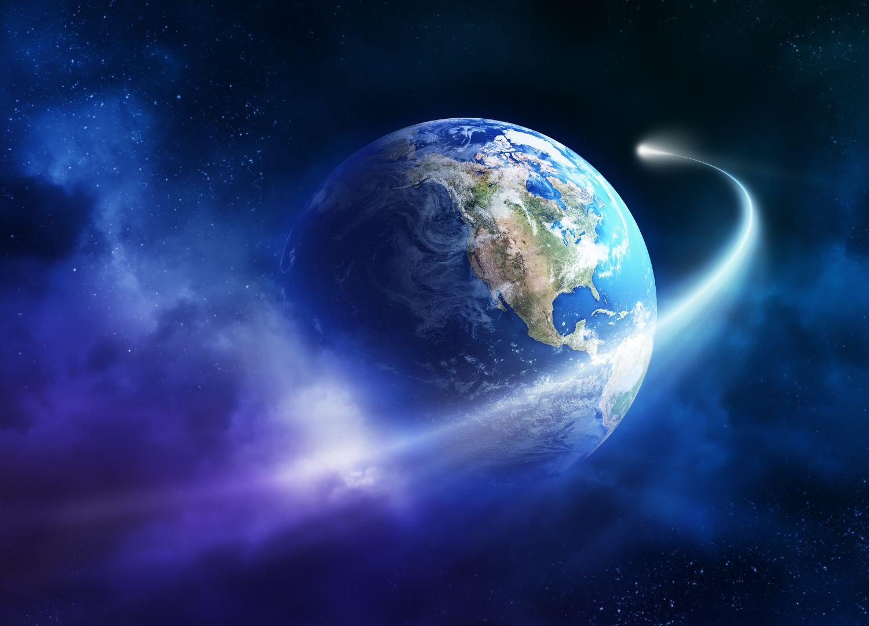 Фотообои «На орбите»