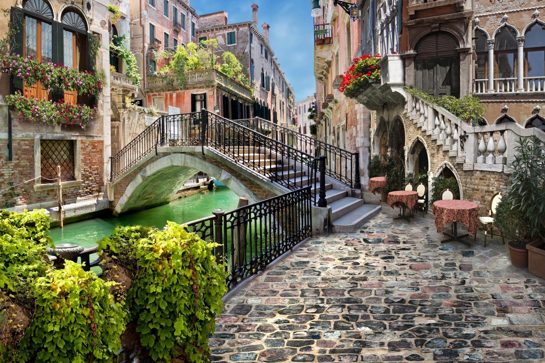 Фотообои «Венеция днем»