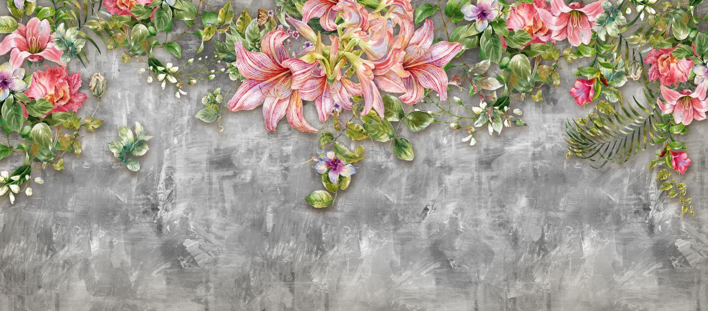 Фрески «Лилии на стене»