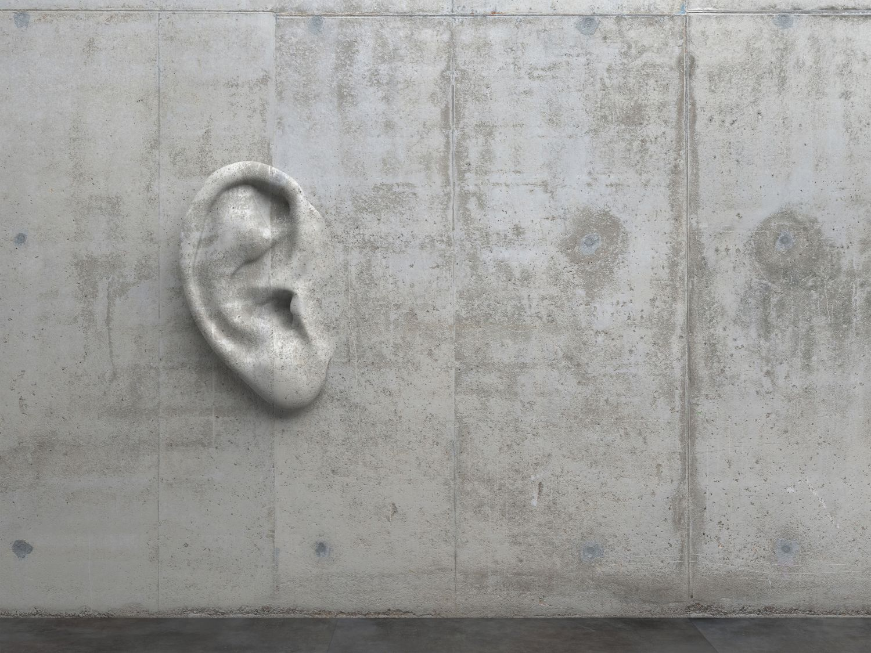 Фотообои «И у стен есть уши!»