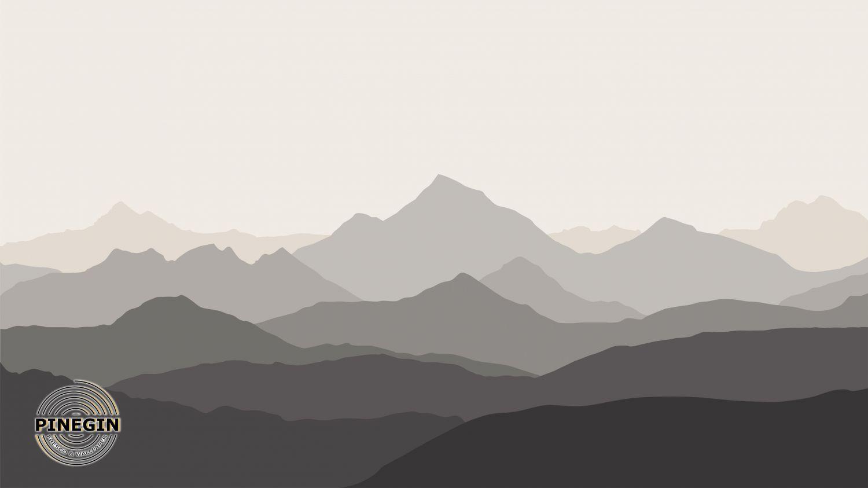 Фрески «Серые горы »
