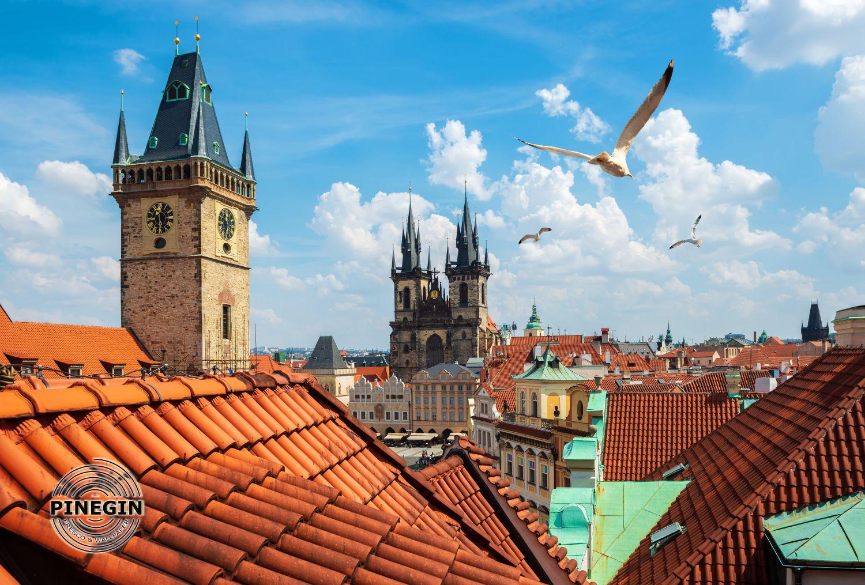 Фотообои «Прага»