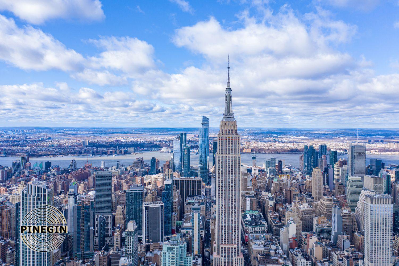 Фотообои «Нью-Йорк»