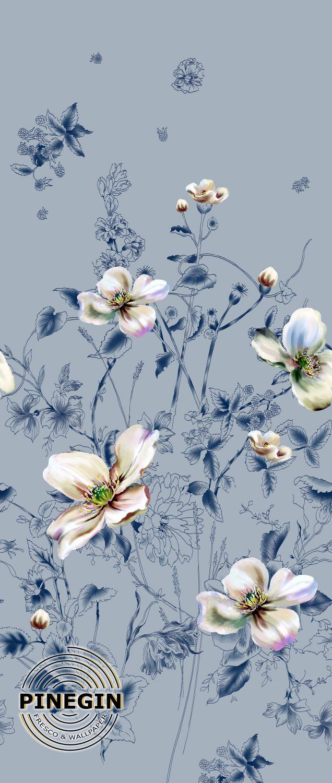 Фотообои «Цветы»