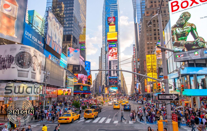 Фрески «Нью-Йорк»
