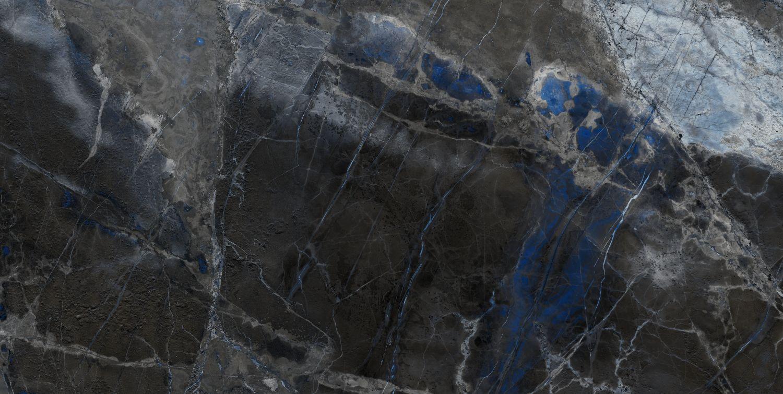 Фотообои «Срез камня серо синий»