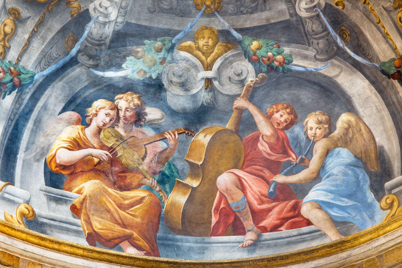 Фрески «Ангелы 17»