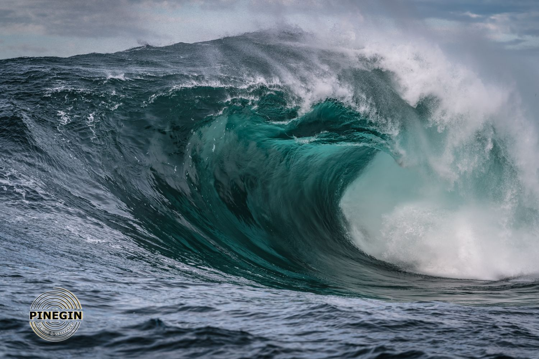 Фотообои «Волна»