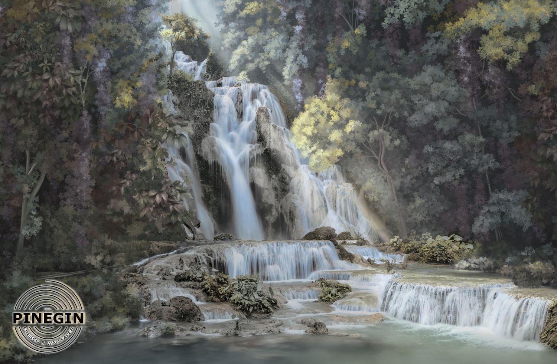 Фотообои «Водопад»