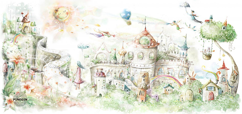 Фотообои «Сказочный замок »
