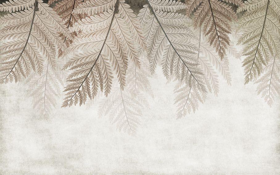 Фотообои «Листья папоротника»