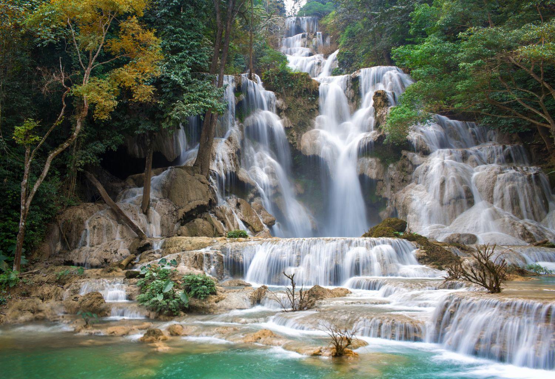Фотообои «Водопад Девичьи слезы»