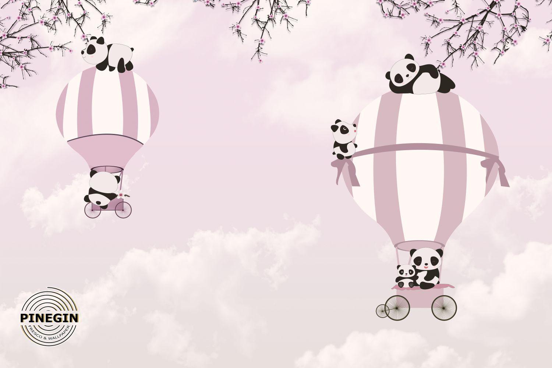 Фотообои «Розовые облака»