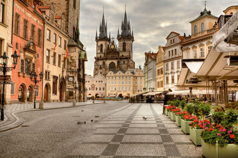 Фотообои «Старый город»