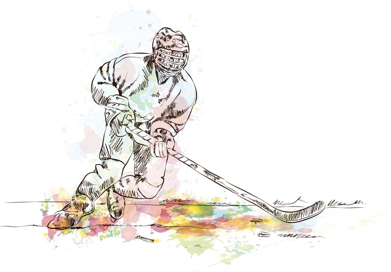 Фотообои «Хоккей 6»