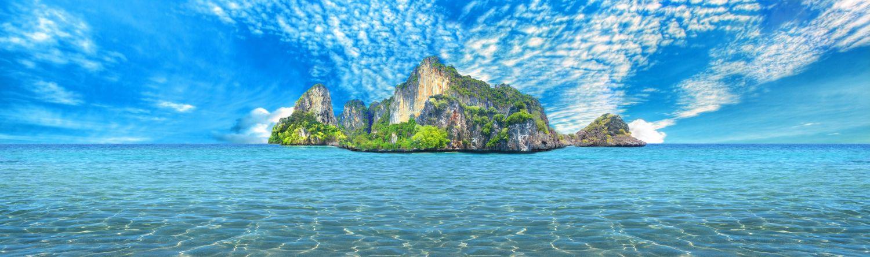 Фотообои «Тропический остров»