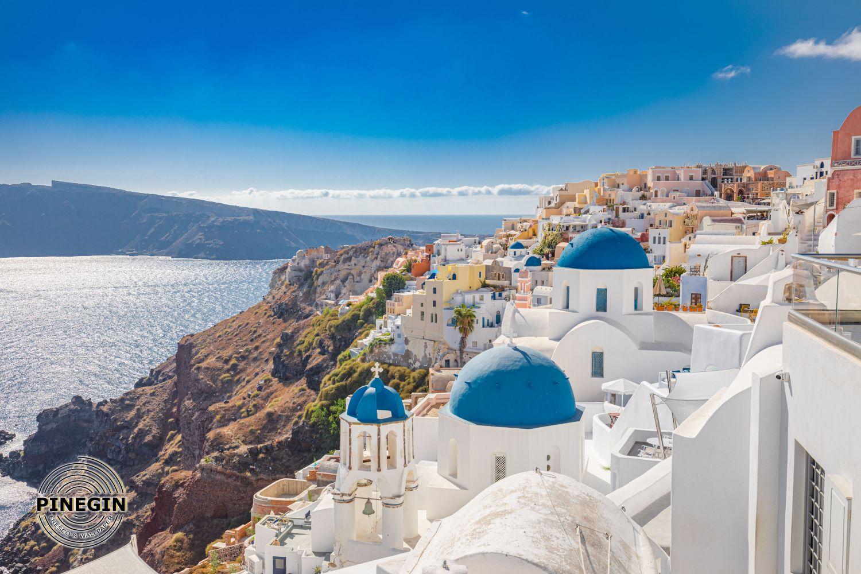 Фотообои «Солнечная Греция»