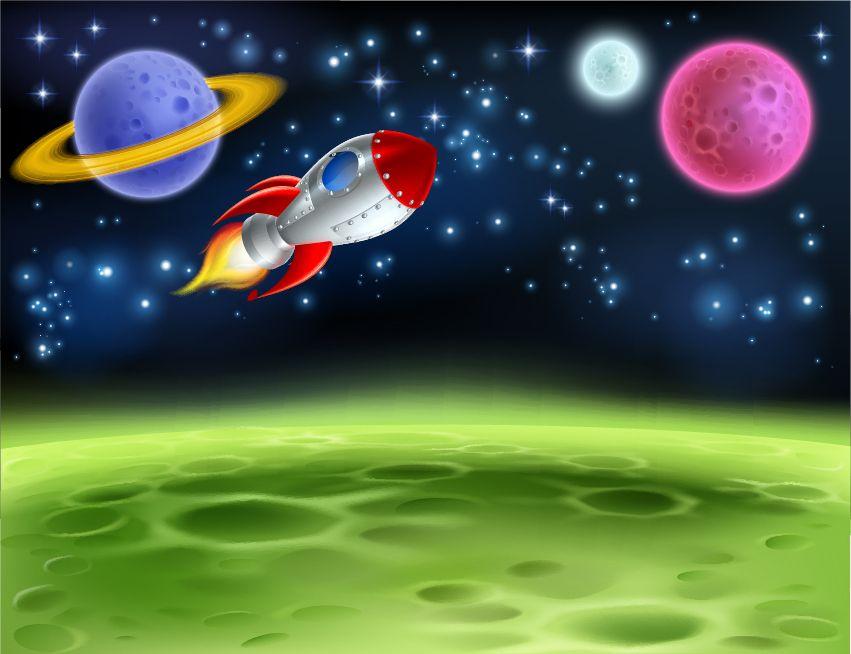 Фотообои «Планеты 13»