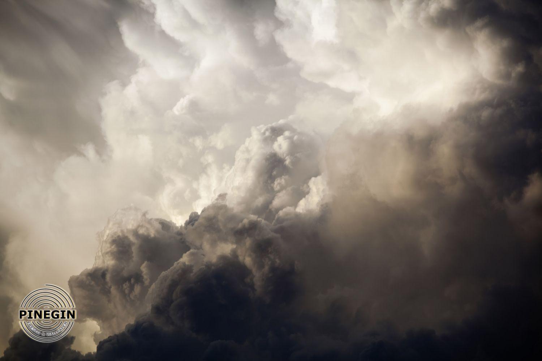 Фотообои «Грозовые облака»