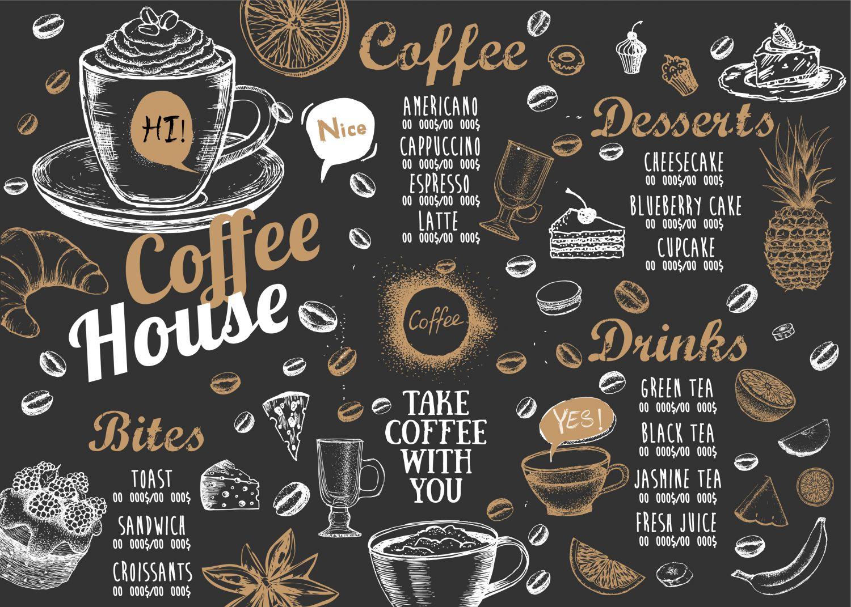 Фрески «Кофе 14»
