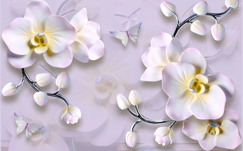 Фотообои «Орхидеи 21»