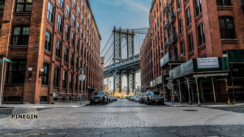 Фотообои «Бруклинский мост »