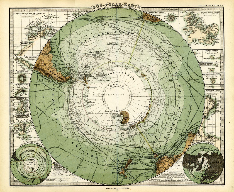 Фрески «Карта мира»