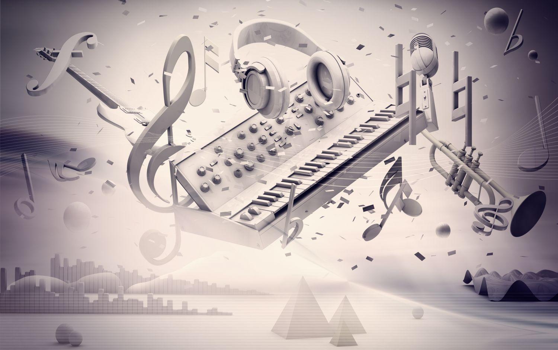 Фотообои «Музыка 11»