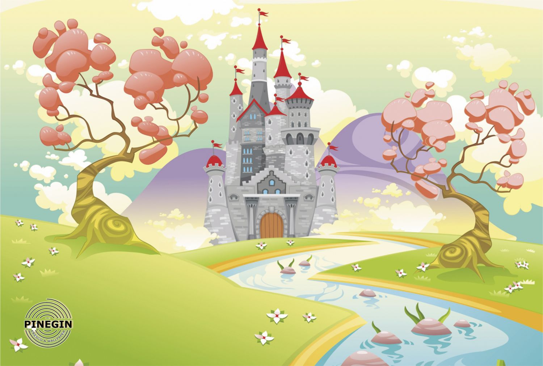 Фотообои «Замок »