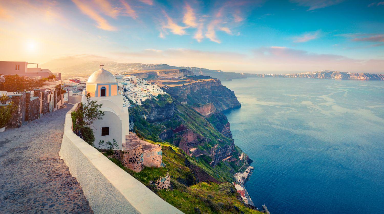 Фотообои «Греция 7»
