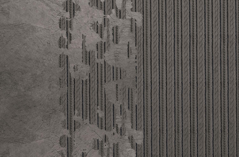 Фрески «Стилизация с цепями и веревками»
