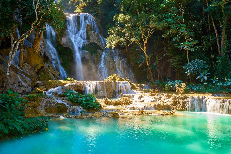 Фотообои «Водопады 5»