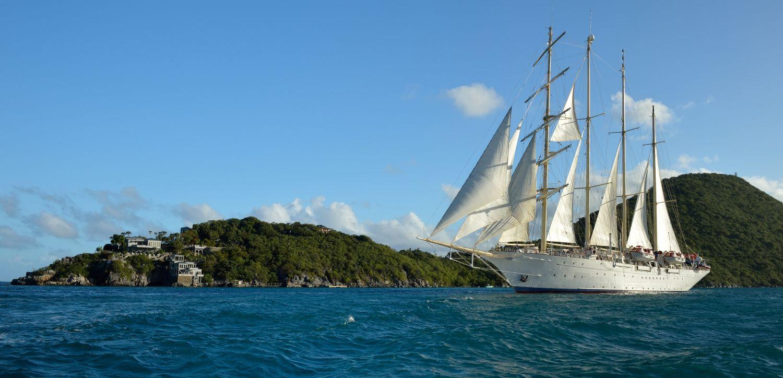Фотообои «Путешествие на яхте»