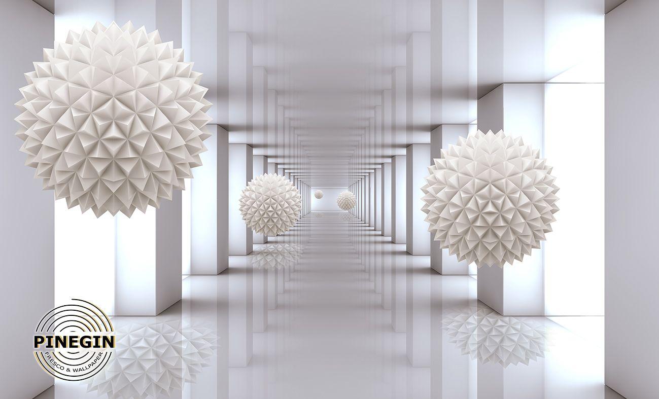 Фотообои «3Д шары»