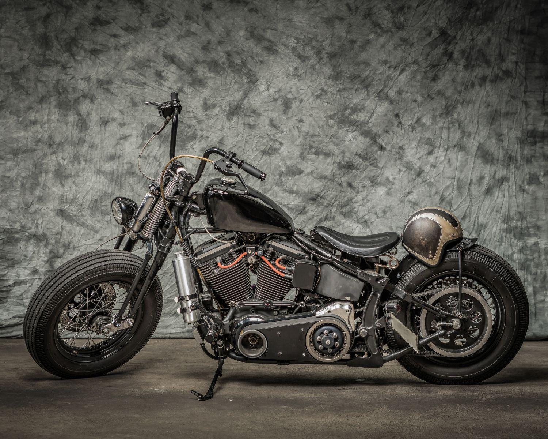 Фотообои «Ретро мотоцикл»
