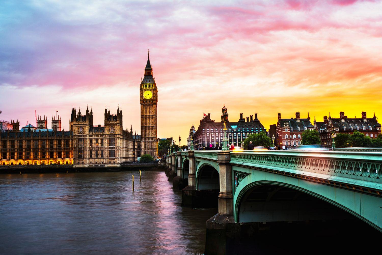 Фотообои «Волшебный Лондон»