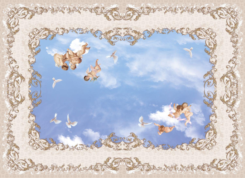 Фрески «Потолок 16»