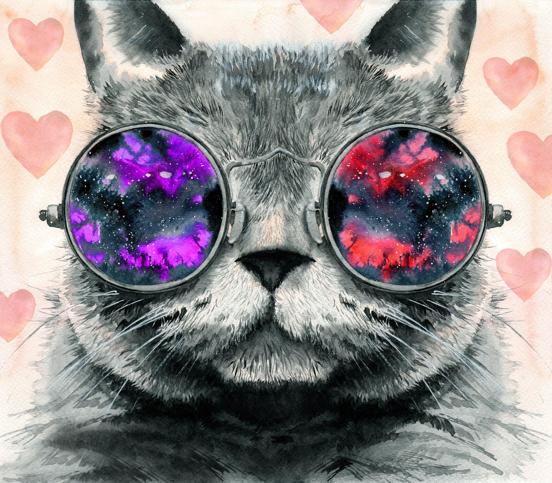 Фрески «Кошки 28»