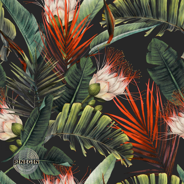 Фотообои «Яркие листья»
