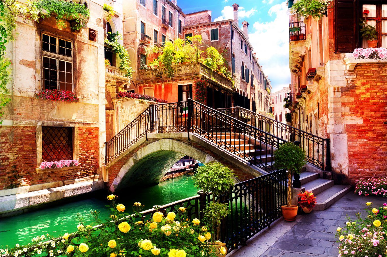 Фотообои «Мост в Венеции»