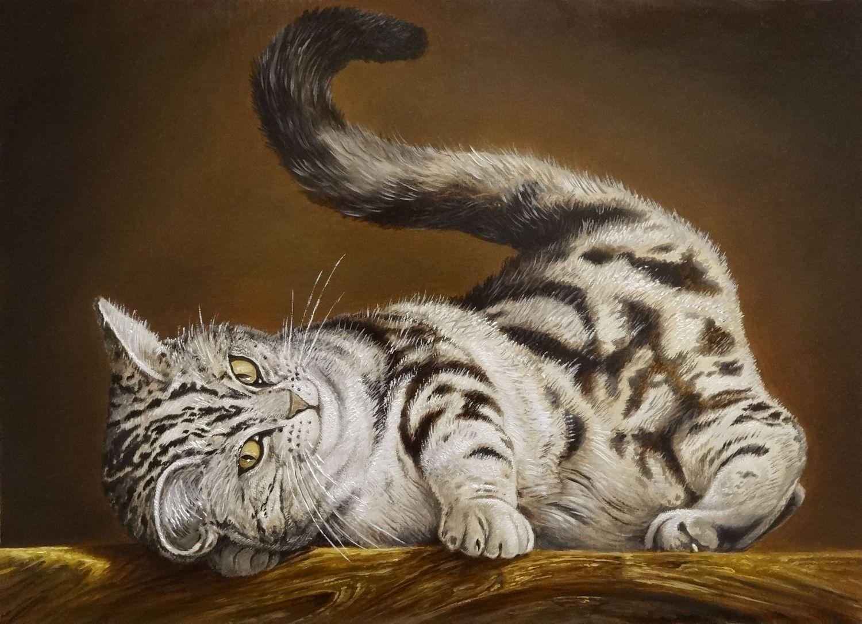 Фрески «Котята 10»