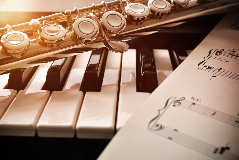Фотообои «Музыка 12»