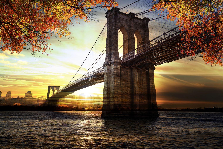 Фотообои «Нью-Йорк 17»